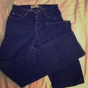 Vintage GAP bootcut high waisted jeans!
